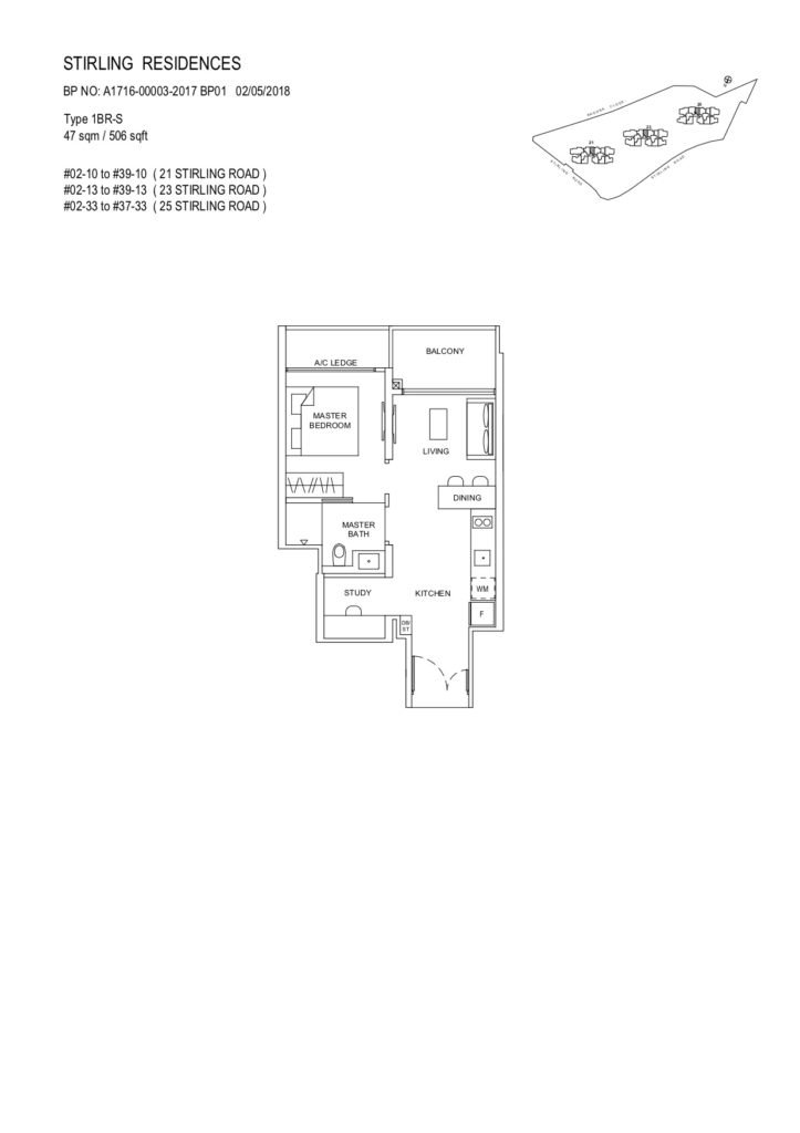 stirling-residences-1-bedroom-study-723x1024