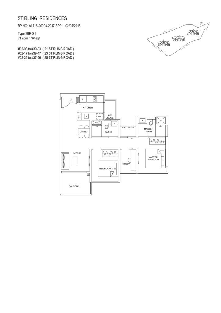 stirling-residences-2-bedroom-s1-723x1024
