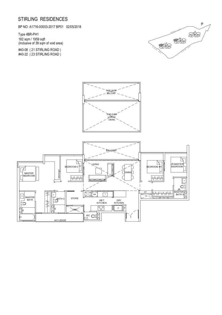 stirling-residences-4-bedroom-ph1-723x1024